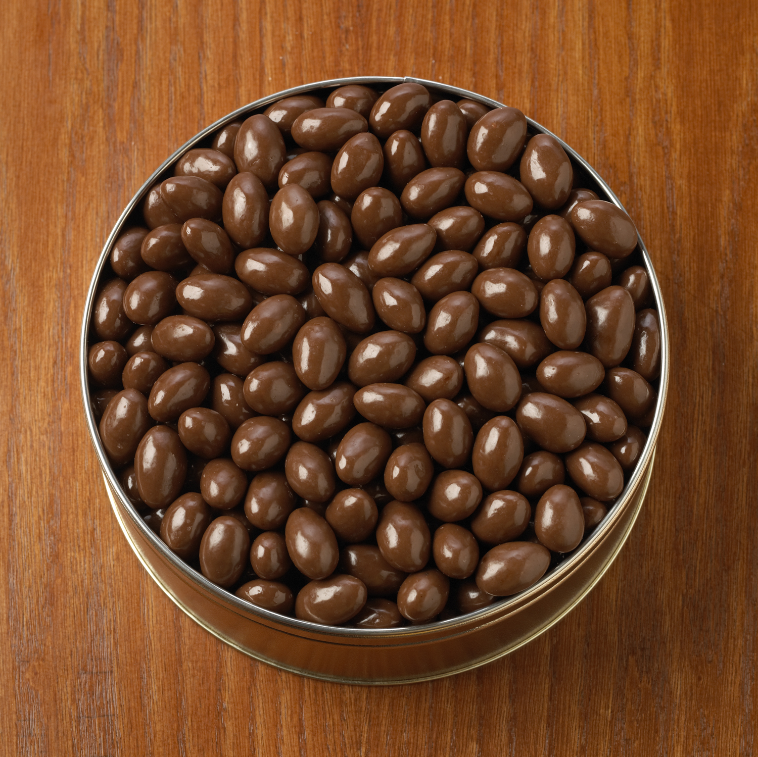 Chocolate Almonds Gift Tins